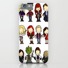 Doctors Companions and friends iPhone 6s Slim Case