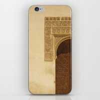 Moor Door iPhone & iPod Skin