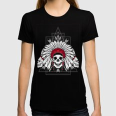 Southern Death Cult Womens Fitted Tee Black SMALL