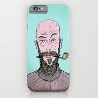 The Hipster iPhone 6 Slim Case