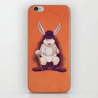 A Clocwork Carrot iPhone & iPod Skin