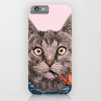 Sailor Cat IX iPhone 6 Slim Case