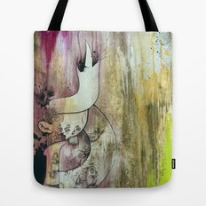 Purple Heart In Times of Peace Tote Bag