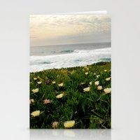 The California Coast Stationery Cards