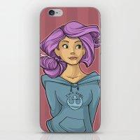 I'm a Rebel iPhone & iPod Skin