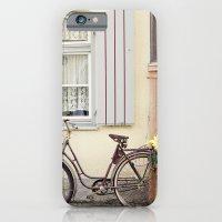 Retro Bike iPhone 6 Slim Case