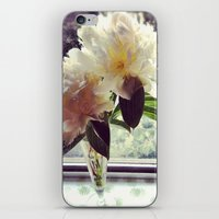 Peonies from the Garden  iPhone & iPod Skin