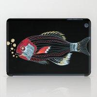 Happy New Fish  iPad Case
