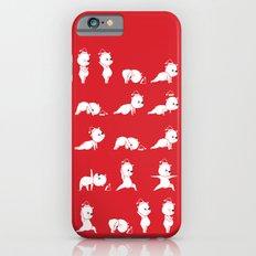 Yoga Bear - Polar Bear Slim Case iPhone 6s