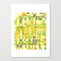 Color Field_01 Canvas Print