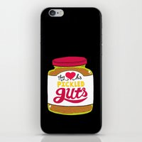 They Love His Pickled Gu… iPhone & iPod Skin