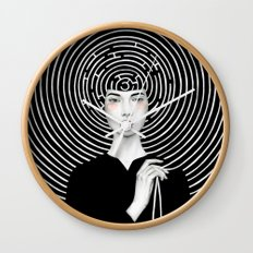 Eudoxia Wall Clock