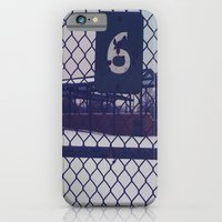 iPhone & iPod Case featuring Six  by mcmerriweather