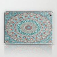 Tribal Medallion Teal Laptop & iPad Skin