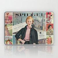 1955 Spring/Summer Catalog Cover Laptop & iPad Skin