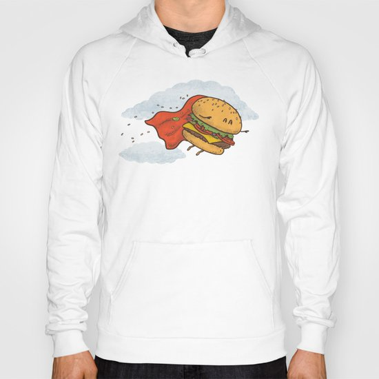 Superburger! Hoody