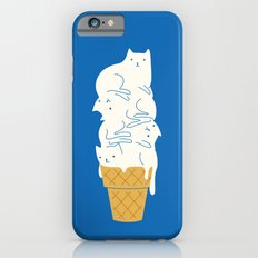 Cats Ice Cream Slim Case iPhone 6s