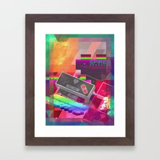 Introversion 2.0 Framed Art Print
