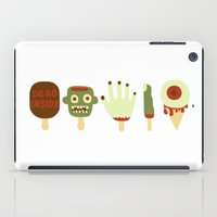 The Walking Dead Summer Special iPad Case