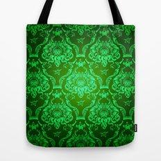 Cthulhu Damask Tote Bag