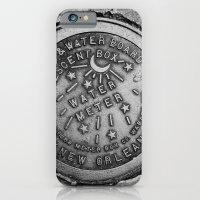 New Orleans Water Meter iPhone 6 Slim Case