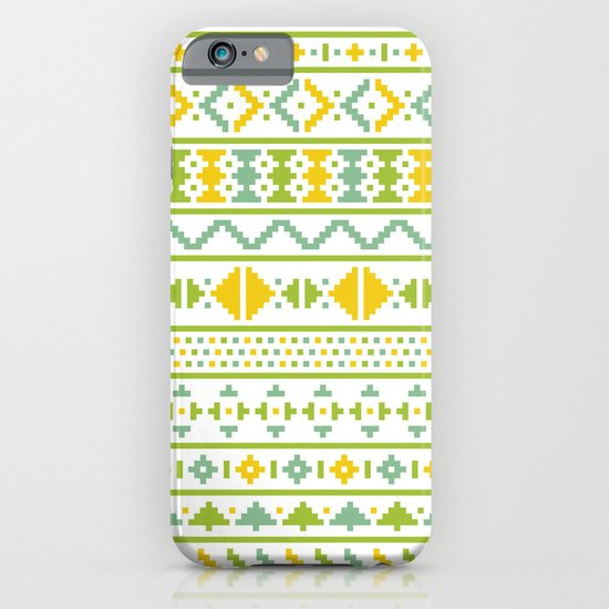 Christmas Jumper Pattern iPhone & iPod Case
