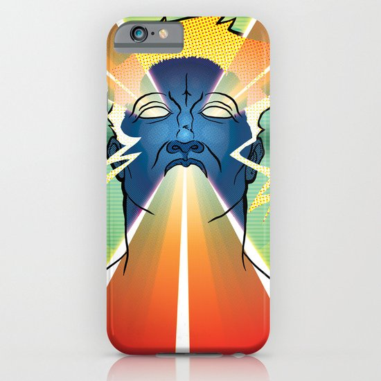 LAZER FACE iPhone & iPod Case