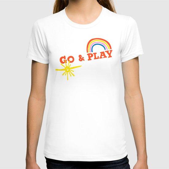 Go & Play Outside! T-shirt