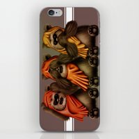 STAR WARS The Three Wise… iPhone & iPod Skin