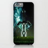 Savior Of Hyrule iPhone 6 Slim Case