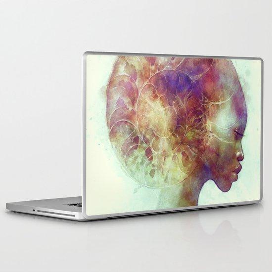 Ammon Laptop & iPad Skin