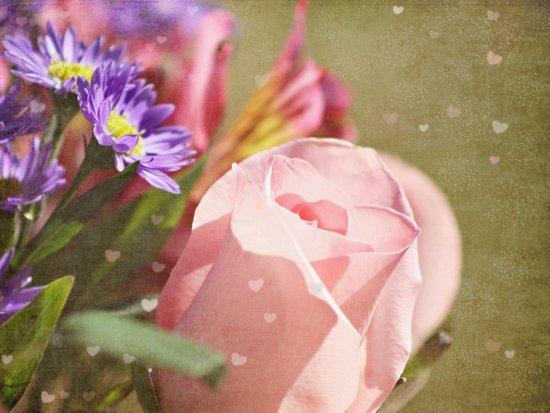 Romantic Wish Art Print