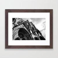 Cathedral Of Saint John … Framed Art Print