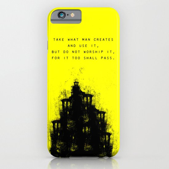 Do Not Worship. iPhone & iPod Case