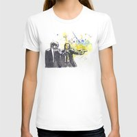 pulp fiction T-shirts featuring Pulp Fiction by idillard