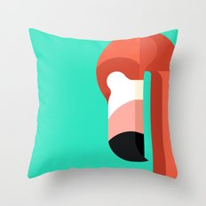 B/f/P 1 Throw Pillow
