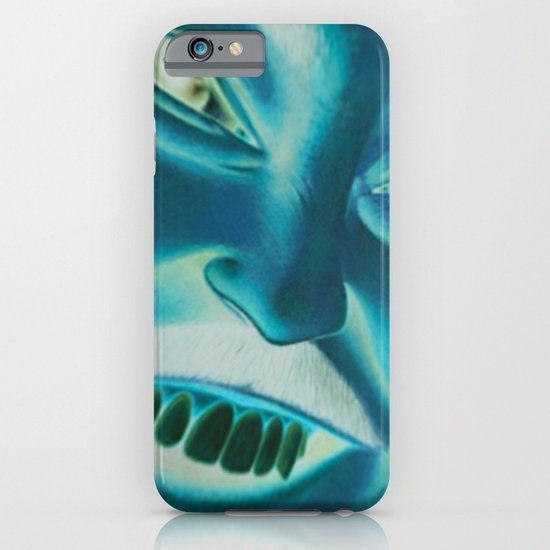 evil funny iPhone & iPod Case