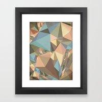 Renaissance Triangle Pyr… Framed Art Print