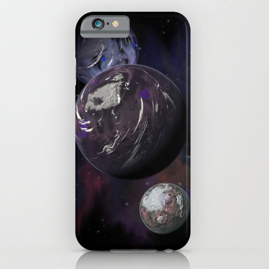 Out of this World iPhone & iPod Case