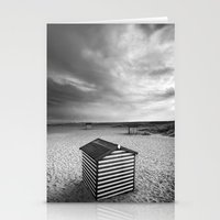 Beach Huts, Great Yarmou… Stationery Cards