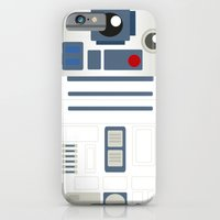 StarWars - R2D2 iPhone 6 Slim Case