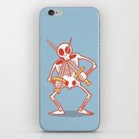 Jack Of Spades iPhone & iPod Skin