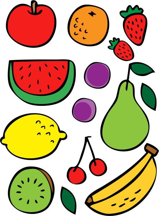 Fruit Paradise Art Print