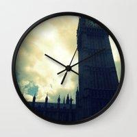 Hello Ben. Wall Clock