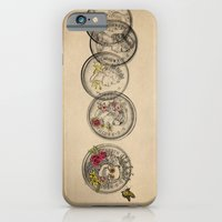 iPhone & iPod Case featuring Long Live the Queen by florever