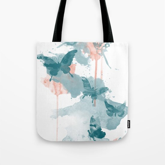 Butterflight Tote Bag