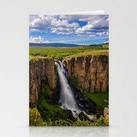 North Clear Creek Falls Stationery Cards