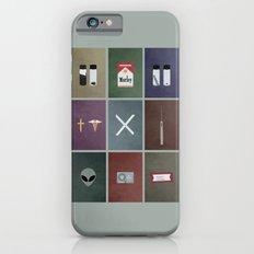 X-Files colors Slim Case iPhone 6s