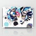 """Moths and Aliens"" iPad Case"