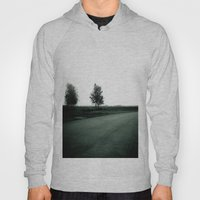Blurry Trees Hoody